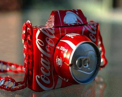 Creative Use of Recycling - DIY
