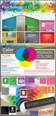 Review HowTo Make Color Work For You - Color Psychology