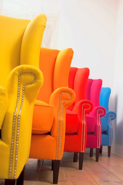 Chairs colorful1
