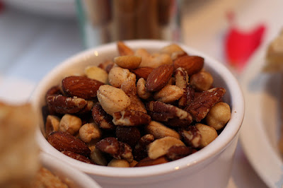 20 Best Retro Appetizers - - - - - # .13 Click here for Roasted Deluxe Mixed Nuts